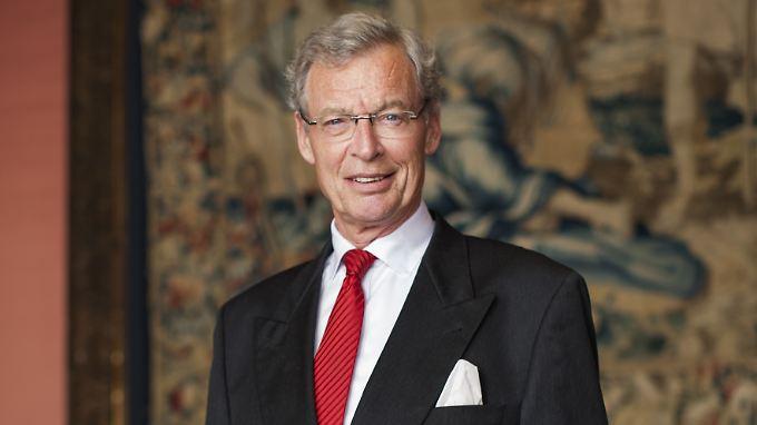 Sohn eines Latein- und Griechischlehrers und Vater der ThyssenKrupp-Fusion: Gerhard Cromme wird 75.
