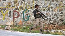 Pakt mit Assad, Ärger mit Trump: Kurden ziehen Kräfte in Afrin zusammen