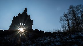Sonne setzt sich durch: Sibirische Kälte lässt Deutschland bibbern