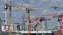 Alles spricht für Wachstum: Baubranche übertrifft eigene Erwartungen