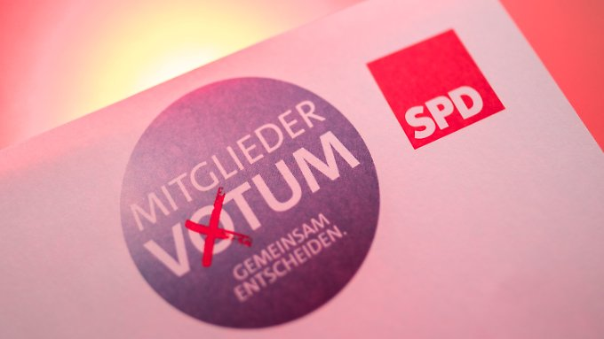 463.723 Sozialdemokraten haben noch eine Woche Zeit, ihre Stimme abzugeben.
