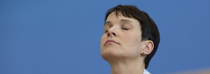Immunität erneut aufgehoben: Frauke Petry droht weiteres Verfahren