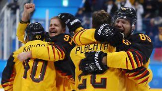 Halbfinalsensation gegen Kanada: DEB-Team macht Olympia zur Eishockey-Party