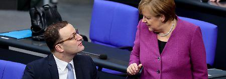 """""""Das verraten wir später"""": CDU nennt schon Minister-Namen, SPD nicht"""