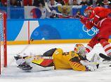 Olympisches Finaldrama gegen OAR: Deutschland verpasst Eishockey-Gold knapp
