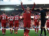 """""""So etwas kommt sehr selten vor"""": Liverpool-""""Genuss"""" lässt Klopp schwärmen"""