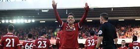 """""""So etwas kommt sehr selten vor"""": FC Liverpool lässt Klopp schwärmen"""