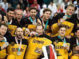 Die deutsche Eishockey-Nationalmannschaft hat sensationell olympisches Silber in Pyeongchang gewonnen.