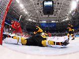 """Eishockey-Silber mit Goldrand: """"Hat dir mal jemand ins Herz gestochen?"""""""