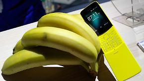 Smartphone-Zukunft beginnt in Barcelona: Nokia setzt auf Retro-Chic, Huawei eifert Apple nach