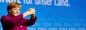 """Angela Merkel im Interview: """"Ich kann Erfolg sehr gut teilen"""""""