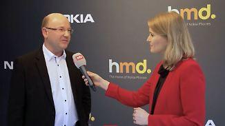"""HMD-Chef Florian Seiche im Interview: """"Wir nutzen die emotionale Bindung der Kunden zu Nokia"""""""