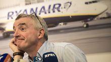 """""""Flugabsagen unausweichlich"""": Ryanair-Piloten fordern O'Leary-Rücktritt"""