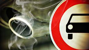 Merkel beruhigt Autobesitzer: Gericht ermöglicht Diesel-Fahrverbote in Städten