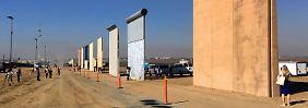 Niederlage für Kalifornien: Richter urteilt zugunsten von Trumps Mauer