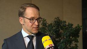"""Jens Weidmann im n-tv Interview: """"Wir befinden uns auf einem Pfad der geldpolitischen Normalisierung"""""""
