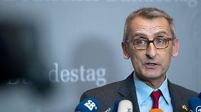 Armin Schuster wird den Untersuchungsausschuss leiten.