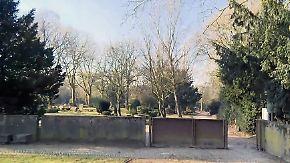 Vergewaltigung auf Bochumer Friedhof: Polizei verschweigt Rückfall eines Sexualstraftäters