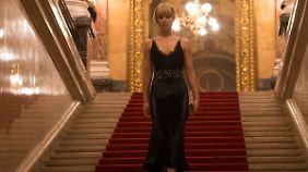 Märchenhaft schön: Jennifer Lawrence.