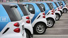 Der Autobauer Daimler übernimmt den Carsharing-Anbieter Car2Go Europe vollständig.