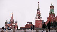 Exporte wachsen wieder: Wirtschaft sieht optimistisch nach Russland