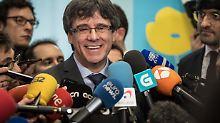 Carles Puigdemont wird nicht an die spanische Justiz ausgeliefert.