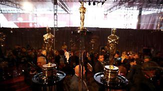 Bloß kein Fauxpas wie beim letzten Mal: Oscarverleihung versetzt Hollywood in Aufregung