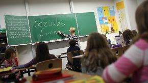 Wachdienst an Berliner Grundschule: Lehrer beklagen zunehmende Gewalt im Klassenraum