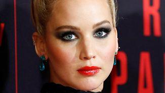 Promi-News des Tages: Fans bedrängen Jennifer Lawrence auf der Toilette
