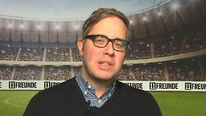 """Philipp Köster zum 25. Spieltag: """"HSV kann Maskottchen bei Niederlage in Rente schicken"""""""
