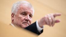 Scheidender Ministerpräsident: Seehofer beklagt fehlende CSU-Dankbarkeit