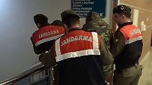 Vorwurf der Militärspionage: Türkei verhaftet zwei griechische Soldaten