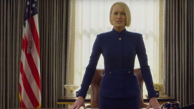 """""""House of Cards"""" gilt als eine der erfolgreichsten Serien von Netflix. Zu den genauen Abrufzahlen schweigt das Unternehmen jedoch."""