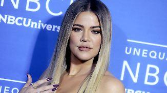 Promi-News des Tages: Khloe Kardashian schockiert über Geschlecht ihres Babys