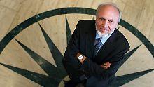 """""""Professor Unsinn"""" wird 70: Hans-Werner Sinn, der streitbare Mahner"""