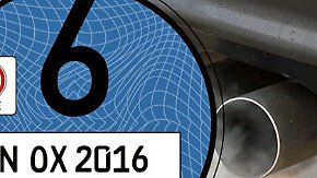 Kampf gegen Dieselabgase: Umweltbundesamt schlägt hell- und dunkelblaue Plakette vor