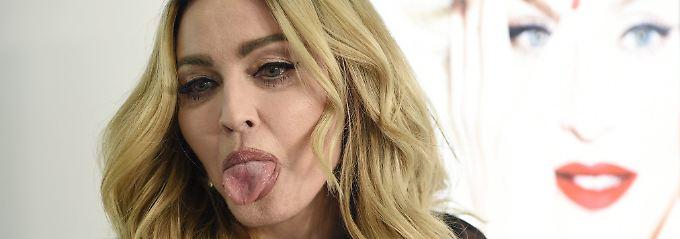 Alt werden nur die anderen: Holy shit, Madonna wird 60