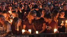 Waffenkäufe erst ab 21: Floridas Waffengesetze werden verschärft