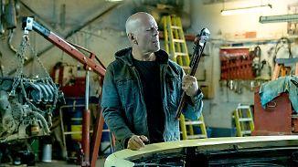 """Actiongeladene One-Man-Show: Bruce Willis sieht in """"Death Wish"""" rot"""