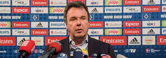 In Hamburg sagt man Tschüss: Heribert Bruchhagen.