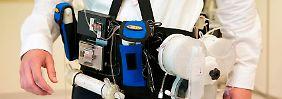 Hoffnung für Dialyse-Patienten: Die Ersatzniere steckt im Rucksack