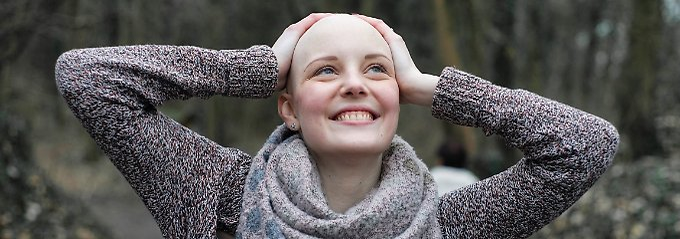 Tumorpatientin und Influencerin: Mit dem Krebs fand Marlene das Glück