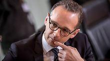Saarländer folgt auf Gabriel: Heiko Maas wird wohl Außenminister