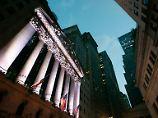 Der Börsen-Tag: Wall Street baut Gewinne aus