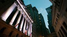 Dow Jones im Plus: Wall Street reagiert gelassen auf Einfuhrzölle