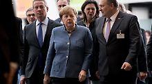 Reaktion der EU wird dauern: Berlin nennt Trumps Zölle rechtswidrig