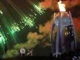 Koreas getrennt - und gefeiert: Pyeongchang entflammt für die Paralympics