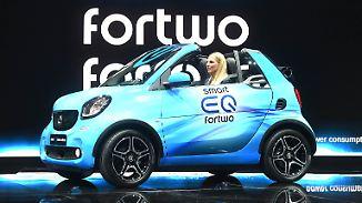 Highlights des Genfer Autosalons: Renault träumt, Smart teilt, Ford setzt auf Diesel