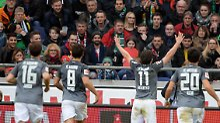 Freiburg punktet in Berlin: Augsburg siegt wieder, Hoffenheim auch