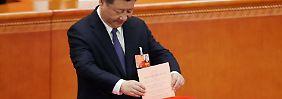 Parlament beugt sich Präsidenten: China entbindet Xi von Amtszeitbegrenzung